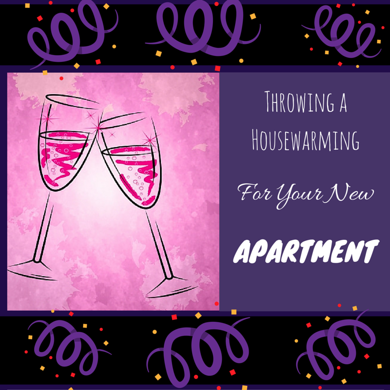 7 Top Tips For Throwing A Grand Party In A Small Home: Tips For Throwing A Housewarming Party In Your New Apartment