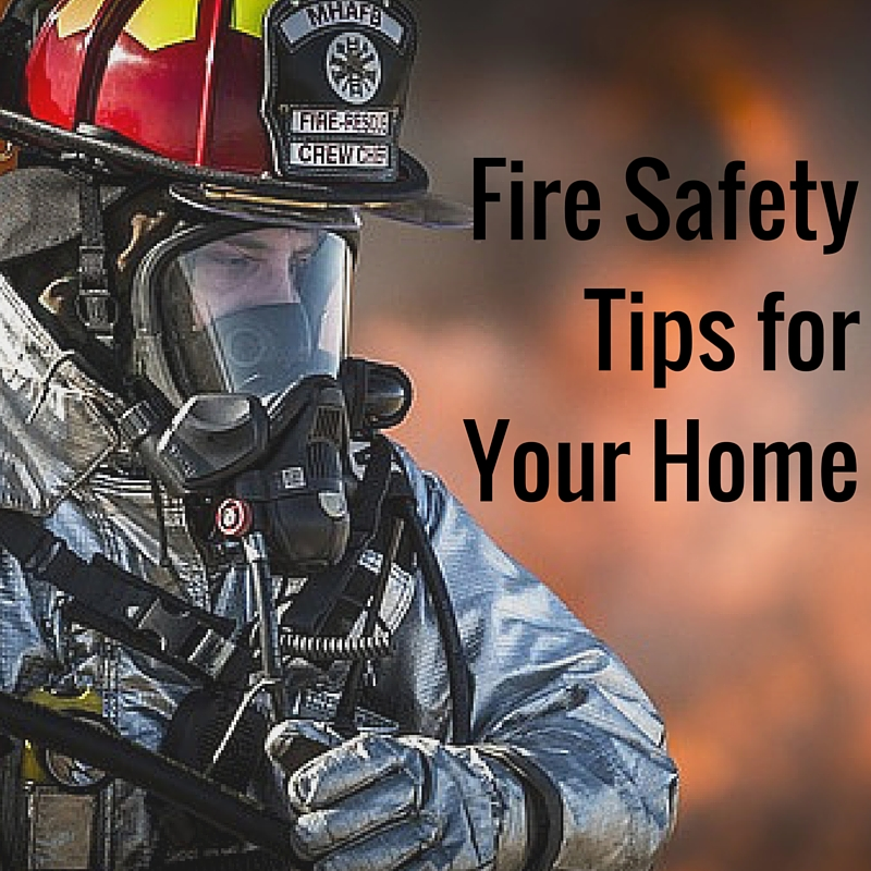 How to keep your home safe from fires for How to protect your house from fire