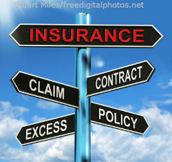 Goods in transit insurance policy document